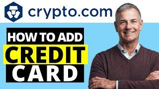 How To Add Credit Or Debit Card On Crypto.com App