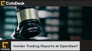 Insider Trading at OpenSea?