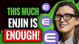 This Is How Much Enjin Coins You Need to Become Rich   Explaind Enjin / ENJ