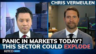 It will be a 'wild week' for gold; Vermuelen back 100% in stocks, this sector could be 'explosive'