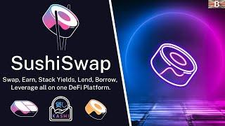 SushiSwap Tutorial 2021: How to use SushiSwap to Earn, Stake & Swap