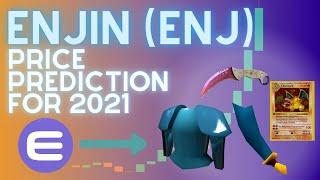 Enjin Coin Price Prediction 2021 | What Is ENJ? | Why Did It Explode And Will It Explode Again?!