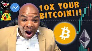 ALTCOIN SEASON!!!!!!! 10X YOUR BITCOIN WITH THESE ALTCOINS!!!!!!!!