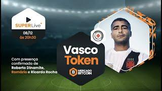 Vasco Token: Super Live Oficial