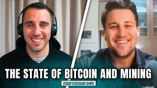 The State of Bitcoin and Mining | Mason Jappa | Pomp Podcast #476