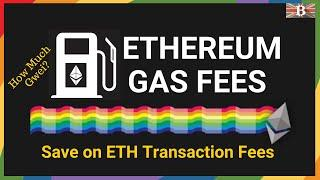 How to Reduce & Save on Ethereum Gas Fees with ETH Gas Station