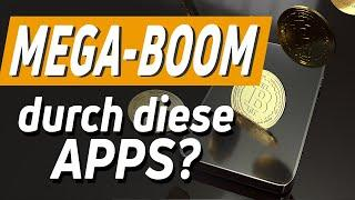 Bitcoin: Kurs-Explosion durch Mobile Apps?