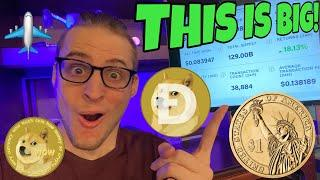Dogecoin Go WAY HIGHER! These SHOCKING New Stats PROVE It Can!!! ️