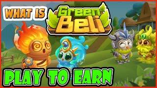 PLAY TO EARN GREEN BELI - SEED PURCHASE WHITELIST - INVESTMENT - BEST NFT GAMES - PVU TOKEN PRICE