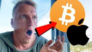 BITCOIN: APPLE JUST MADE THE PAYPAL MOVE!!!!!!!!!!!!!!!!!!!!!! [next move]