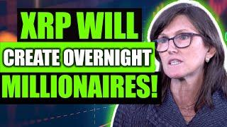 XRP NEWS TODAY: XRP TO $500?! CATHIE WOOD SAYS YOU NEED TO BUY $1,000 XRP NOW! *WHY?*