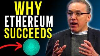 WHY ETHEREUM SUCCEEDS! Frank Holmes on Ethereum VS Bitcoin | Ethereum Price Prediction (2021)