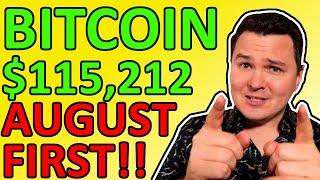 Bitcoin Price Prediction, Price To Double by August! HUGE CARDANO NEWS!!!!