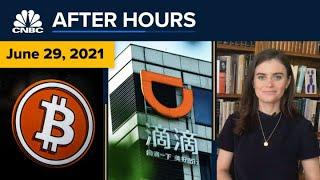 Why Cathie Wood's Ark Invest is launching a bitcoin ETF: CNBC After Hours