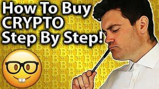 Buying Crypto SAFELY: Complete Beginner's Guide!!