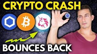 BULLISH CRYPTO NEWS!!  UniSwap & Chainlink on eToro, $20M Low Cap Altcoin Gem, Dogecoin Crash