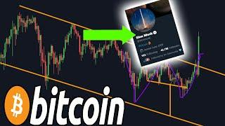 EMERGENCY! ELON MUSK IS BUYING BITCOIN! [NOT Clickbait!] + My Trades