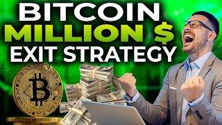 Urgent Bitcoin Strategy: When To TAKE PROFITS!?! (Step-by-step guide)