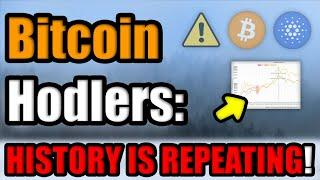 History is Repeating for Cryptocurrency Hodlers into May 2021 | Cardano & Litecoin UPDATE!