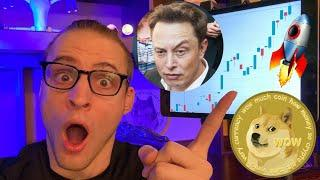 DOGECOIN RAMPING UP!!!  ELON MUSK RESPONDS TO THE MADNESS ️