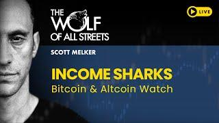 Scott Melker And Income Sharks Talk Markets, Charts And Trades