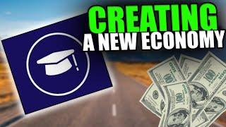 ALTCOIN TRYING TO CREATE A NEW DIGITAL ECONOMY - Student Coin Review