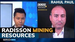 Radisson Mining CEO gives outlook on gold, miners, and company performance - Rahul Paul
