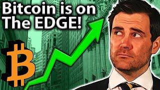 Bitcoin at a TIPPING POINT!! Where To Next??