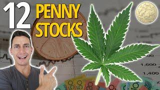 WARNING TO INVESTORS: 12 ASX PENNY STOCKS, MEDICINAL CANNABIS INDUSTRY ANALYSIS (2021)