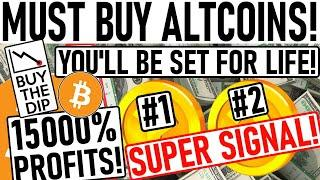 +15000% PROFIT PICKS! SET FOR LIFE ALTCOIN PICKS! KUCOIN GEM PICK OF THE DAY! PARABOLIC ALTCOIN PUMP