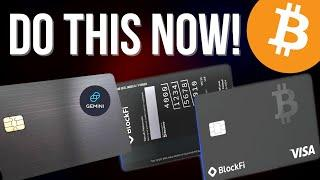 Gemini & BlockFi Launching The First Crypto Credit Cards Soon! (Card Comparison Review)