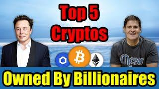 BREAKING: Billionaire's Cryptocurrency Portfolio LEAKED in 2021! Elon Musk BULLISH on Crypto!