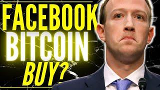 Facebook BUYING Bitcoin! Michael Saylor Prediction on WHY Facebook will be the NEXT to buy Bitcoin!