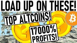17000% PROFIT PICKS! TOP MUST HOLD ALTCOINS! TIME TO LOAD UP SOON! ETHEREUM BEAST MODE BREAKOUT!