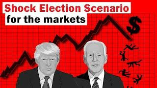 Could This Shock Election Event SINK the Markets? | 2020 Election