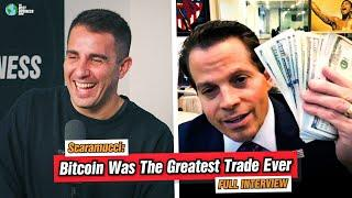 Anthony Scaramucci: Bitcoin Was The Greatest Trade Of My Life : Full Interview