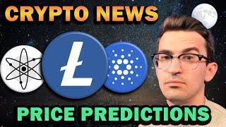 CRYPTO NEWS and Price Predictions!