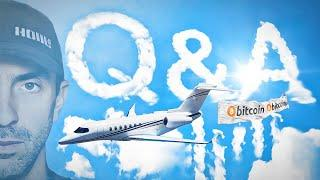 Private Q&A - Technical Analysis & Bitcoin - August 30th to September 3rd, 2021