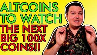 ALTCOIN TRENDS TO WATCH IN 2021! BUY THESE CRYPTOS FOR INSANE GAINS! DAILY CRYPTO NEWS