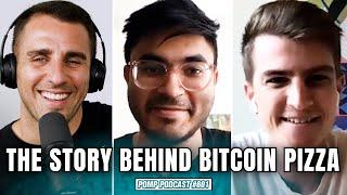 The Story Behind Bitcoin Pizza | Pomp Podcast #601