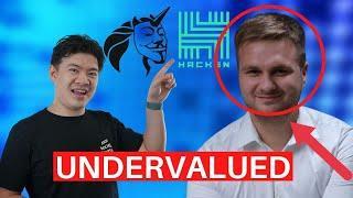 THIS SECTOR is highly undervalued (feat. Hacken, HAPI)