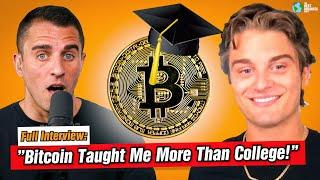 Bitcoin University Is Better Than College: Dylan LeClair