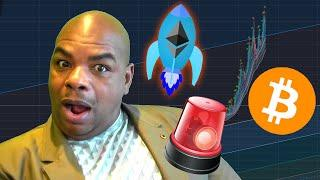 AN EXTREME EVENT IS ABOUT TO HAPPEN TO BITCOIN AND ETHEREUM!!!![how to trade it]