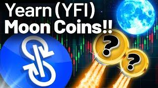 "ALTCOINs We ""Yearn"" For!? Two Coins Ready to MOON!!!"