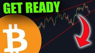 BIG BITCOIN PATTERN FORMING NOW! [Get Ready For A Move...]
