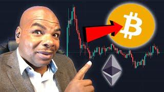 THIS BITCOIN & ETHEREUM CHART SHOWS SOMETHING AMAZING IS ABOUT TO HAPPEN!!!!!