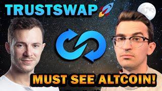 TrustSwap Review - Huge Potential Crypto Launchpad!!
