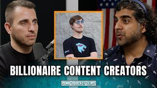 How Content Creators Are Becoming Billionaires   Shaan Puri   Pomp Podcast CLIPS