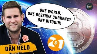 Can Bitcoin become the world's reserve currency?   Exclusive interview with Dan Held