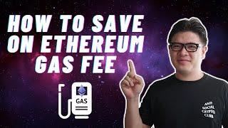 ADVANCED TIPS & TRICKS to SAVE on ETHEREUM GAS FEES